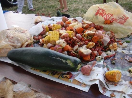 เบอร์ลีสัน, เท็กซัส: what a feast.