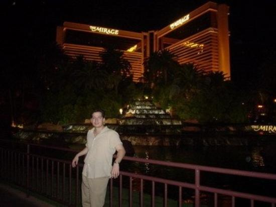 โรงแรมเดอะมิราจ & คาสิโน: Hotel Mirage, Las Vegas, Nevada, USA
