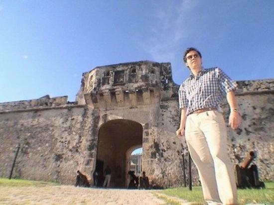 Land Gate (Puerta de Tierra): Puerta de Tierra, Campeche, Campeche, México