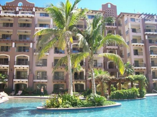 กาโบซานลูกัส, เม็กซิโก: Our resort.