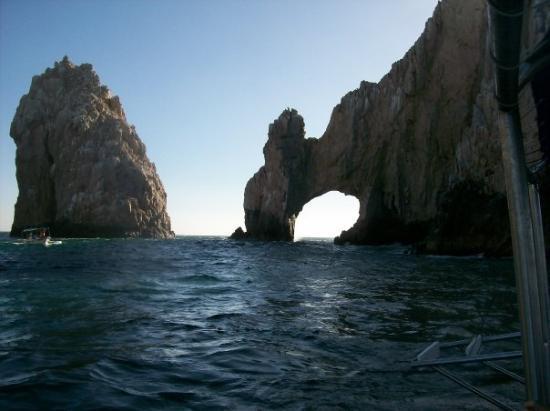 กาโบซานลูกัส, เม็กซิโก: The Arch.