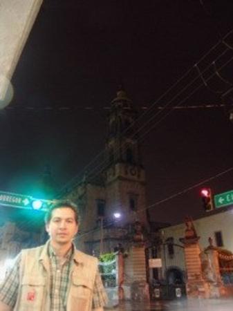 Iglesia del Carmen, Celaya, Guanajuato, México