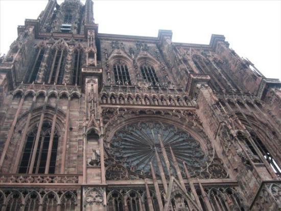 สตราสบูร์ก, ฝรั่งเศส: catedral de strasboug
