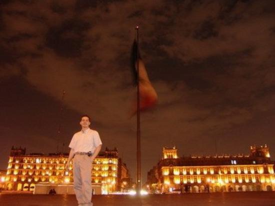 Zocalo: Zócalo de la Ciudad de México