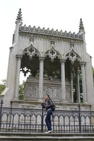 วอร์ซอ, โปแลนด์: Las tumbas de los principes de Polonia! Palacio Wilanow... Varsovia (Polonia)