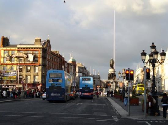 O'Connell Street ภาพถ่าย