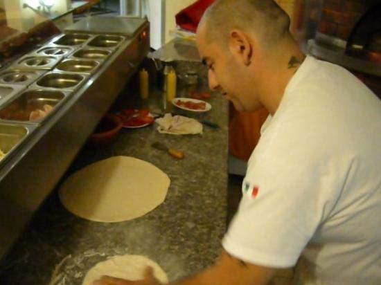 ซัลตา, อาร์เจนตินา: TANO IN PIZZERIA ITALY