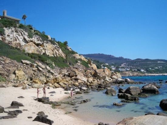 ตารีฟา, สเปน: playa de los alemanes, zahara
