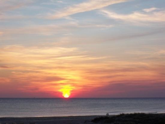 ตารีฟา, สเปน: puesta de sol