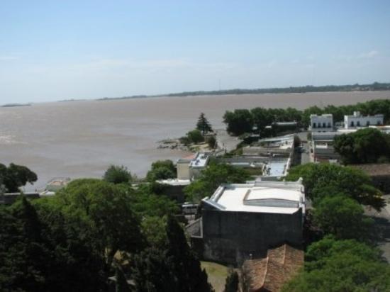 Colonia del Sacramento, อุรุกวัย: vista de colonia, uruguay!