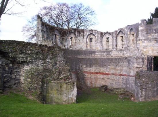ยอร์ค, UK: York walls
