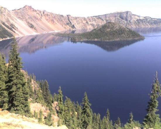 Crater Lake National Park: Another amazing view