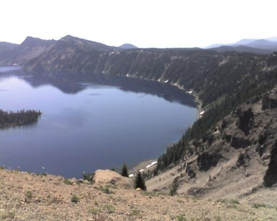 Crater Lake National Park: Another rest stop view