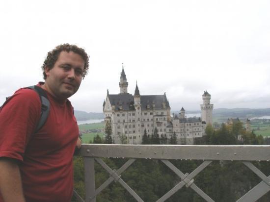 ปราสาทนอยชวานชไตน์: Fussen, Bavaria, Germany