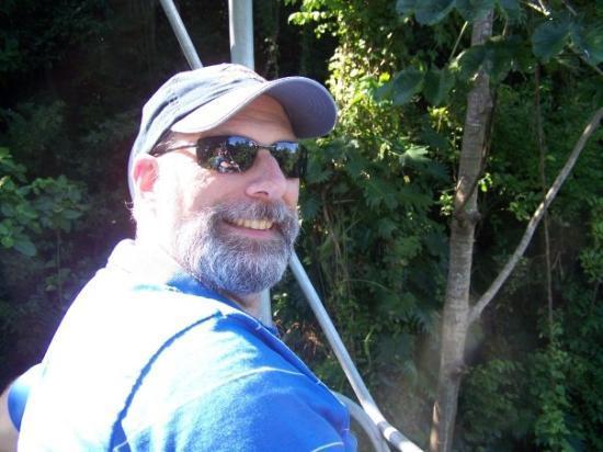 ออคโคริออส, จาไมก้า: Matt in the chairlift