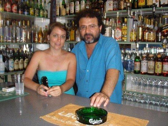 ลาร์นากา, ไซปรัส: Chrissy and Spyros