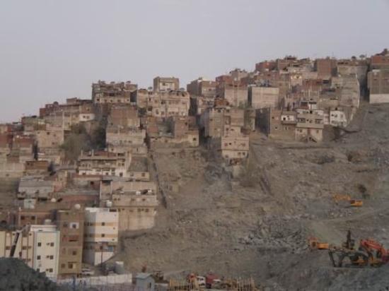 เมกกะ, ซาอุดีอาระเบีย: Rumah-rumah di Kota Makkah