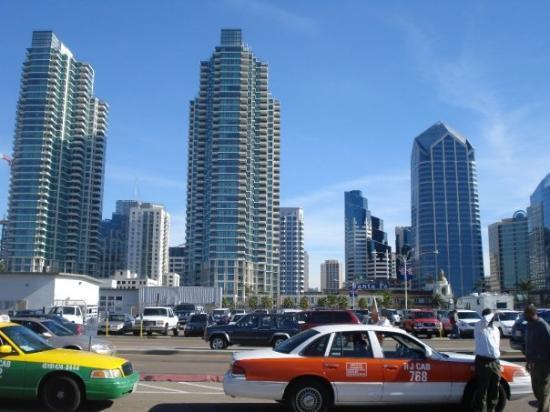 ซานดีเอโก, แคลิฟอร์เนีย: The skyline!!