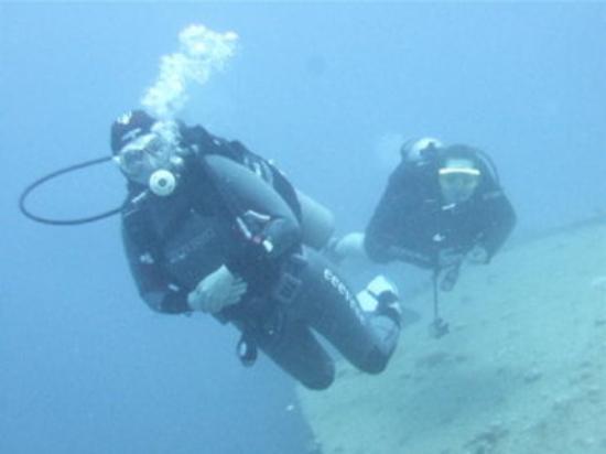 ฮูร์กาดา, อียิปต์: Hurghada, Ägypten Diving with King Tut Diving Center