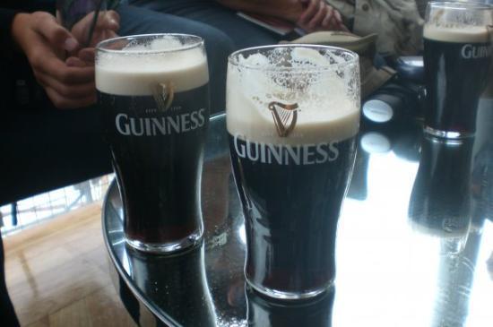 Guinness Storehouse: et ecore,   ...une fierté nationale..