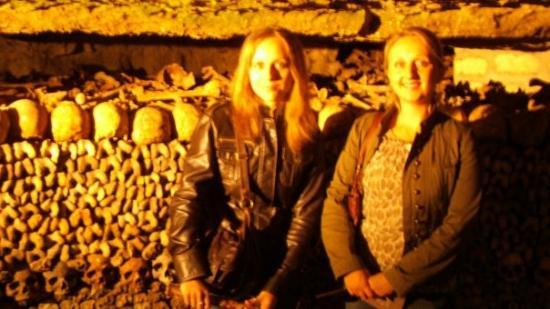 The Catacombs of Paris: Catacombes