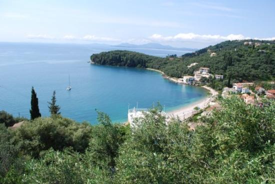 Corfu Town, กรีซ: Zalivche
