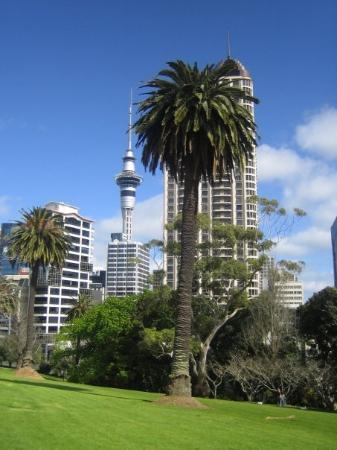 โอกแลนด์เซ็นทรัล, นิวซีแลนด์: Last Stop Auckland.... Finally a real big city....