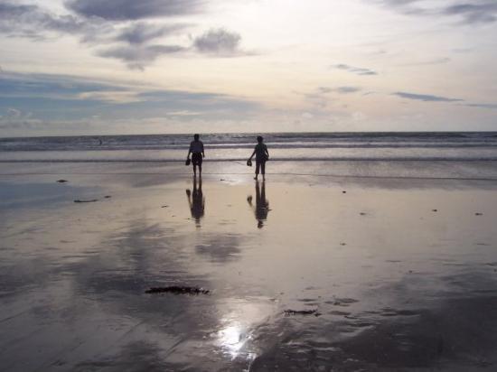 บาหลี, อินโดนีเซีย: kuta beach