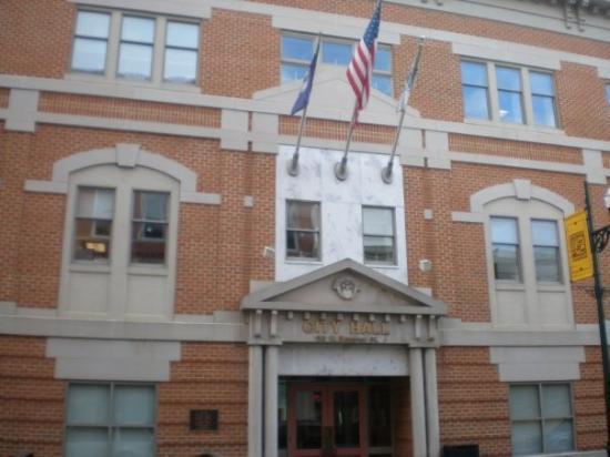 สทอนตัน, เวอร์จิเนีย: Staunton City Hall