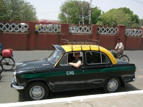 นิวเดลี, อินเดีย: En Inde