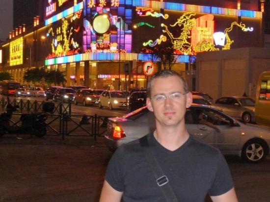 มาเก๊า, จีน: A Macao
