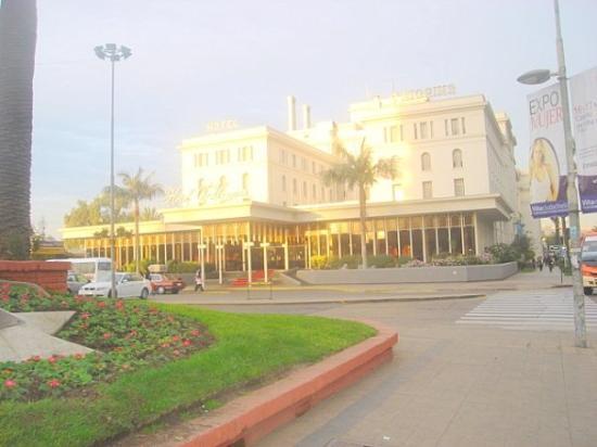 Hotel O'Higgins: ... Hotel O`Higgins ...