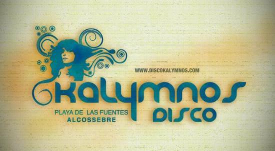 Alcossebre, Espagne : Discoteca Kalymnos