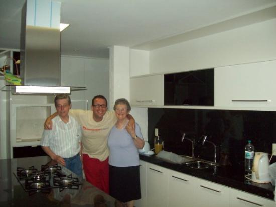 Fonte Boa, AM: siamo nella mia meravigliosa cucina,