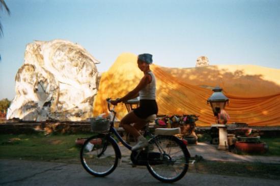 เมืองพระนครศรีอยุธยา ภาพถ่าย