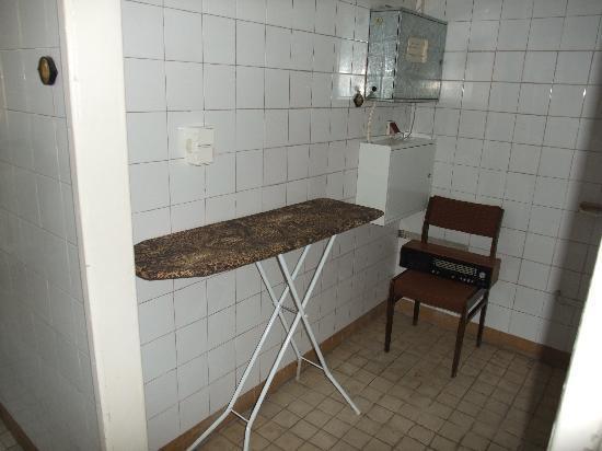 """Hera Guest House: """"ironing"""" corner:)))"""