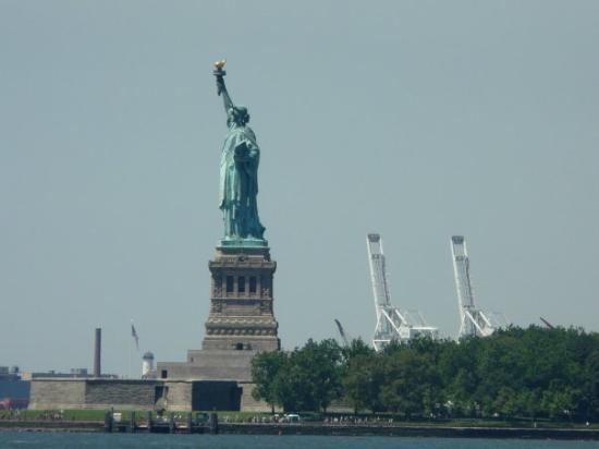 Statue of Liberty: un petit cadeau des frenchy