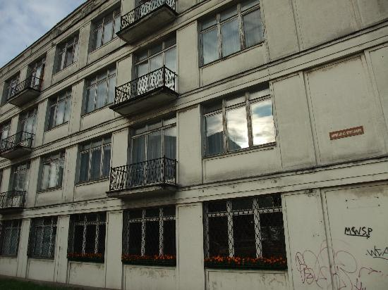 Hera Guest House: corner view