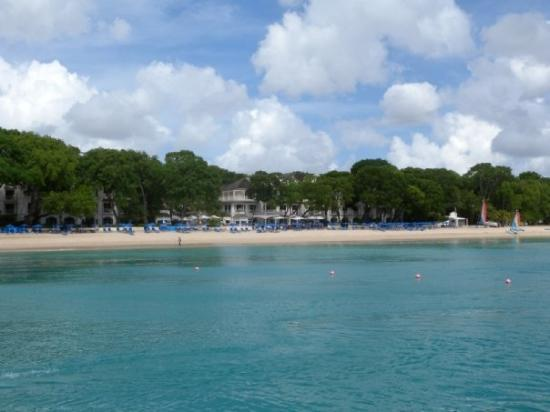 Sandy Lane Hotel, one of Tiger Wood's favourites