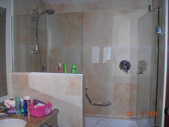 อารูบา: This shower was freaking amazing..haha