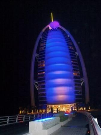 โรงแรมเบิร์จอัลอาหรับ: Dubai, UAE