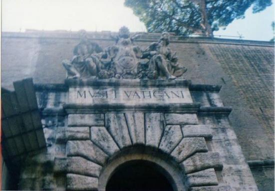 พิพิธภัณฑ์วาติกัน: El museo del vaticano