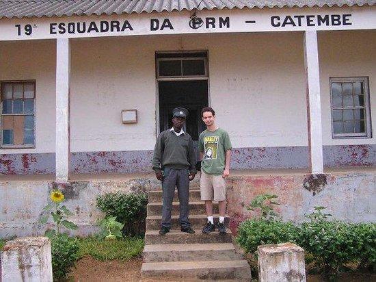 มาปูโต, โมซัมบิก: catembe, mozambique chillin with the catembe five-O