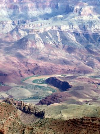 อุทยานแห่งชาติแกรนด์แคนยอน, อาริโซน่า: Gran Canyon