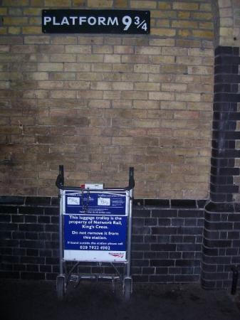 King's Cross Station ภาพถ่าย