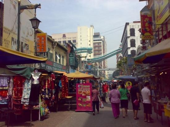 Chinatown - Kuala Lumpur: Chinatown, K.L.