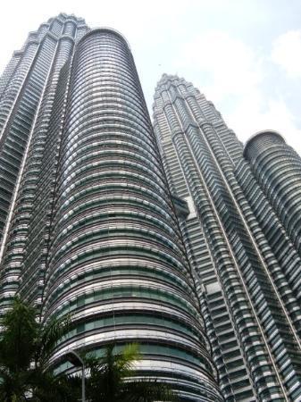ตึกแฝดเปโตรนาส: Petronas Towers