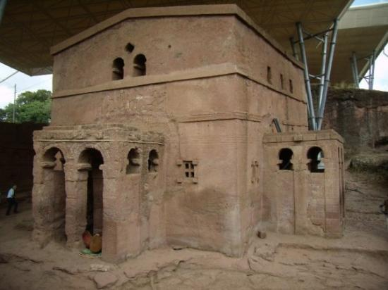Lalibela, เอธิโอเปีย: I otra...