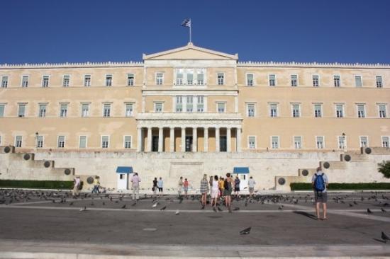Hellenic Parliament ภาพถ่าย