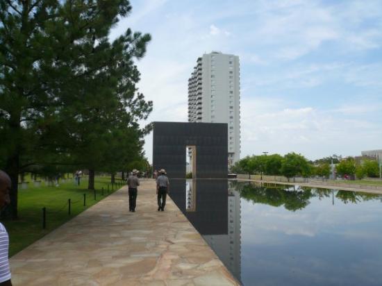 Oklahoma City National Memorial & Museum: West Gate